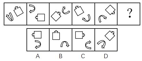 行测图形推理常考考点梳理二:静态位置关系