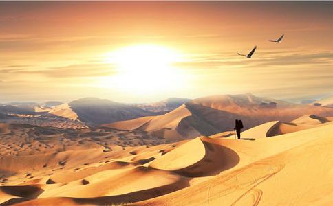 常识积累:中国八大沙漠