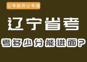2019年辽宁ope体育考试笔试考多少分能进面?