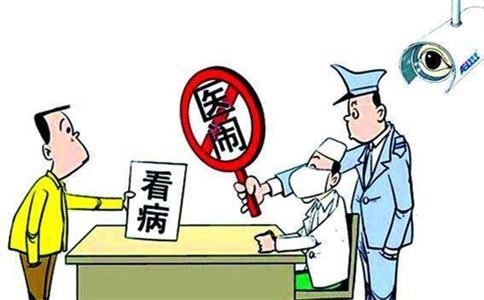 """申论热点:国家立法防""""医闹"""""""
